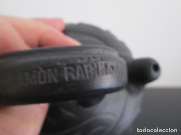 Antigüedades: CANTARO CON MARCA EN ASA RAMON RABI..... 18 CENTIMETROS DE ALTO - Foto 2 - 213694828
