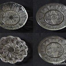 Antigüedades: PLATOS DE SANTA LUCIA. (CARTAGENA). Lote 213701983