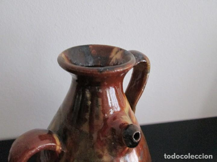Antigüedades: CANTARA BOTIJO 20 CENTIMETROS DE ALTO - Foto 2 - 213730142
