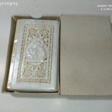 Antiquités: ANTIGUO Y ORIGINAL LIBRO LIBRITO MISAL AÑOS 50 IMPECABLE. Lote 213732105