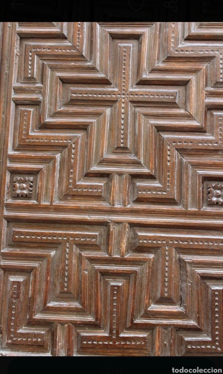 Antigüedades: Antigua puerta - Foto 2 - 213736947