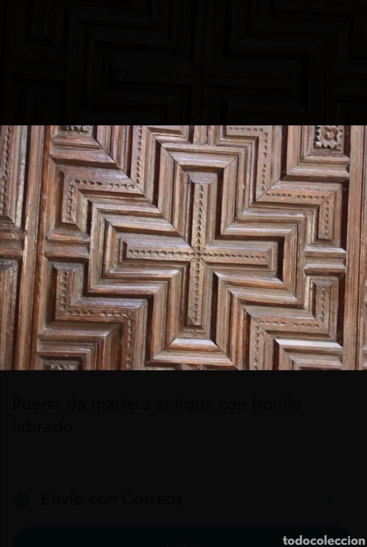 Antigüedades: Antigua puerta - Foto 3 - 213736947