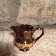 Antigüedades: ANTIGUA PEQUEÑA JARRA / JARRITA DE BRISTOL DEL SIGLO XIX. Lote 213744052