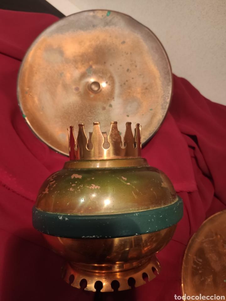 Antigüedades: Dos apliques vintage - Foto 7 - 213744296