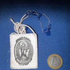 Antigüedades: ANTIGUO ESCAPULARIO DE LA PURÍSIMA CONCEPCIÓN. Lote 213761460