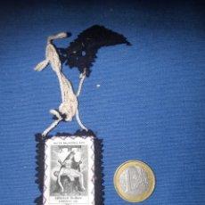 Antigüedades: ANTIGUO ESCAPULARIO, MATER SALVATORE. Lote 213762527