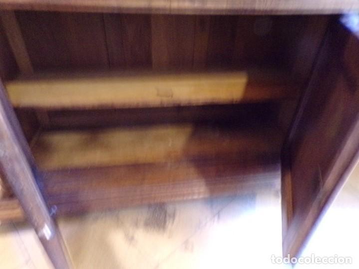 Antigüedades: precioso aparador alacena restaurado para masia casa rural restaurante muy buen estado - Foto 10 - 213763662