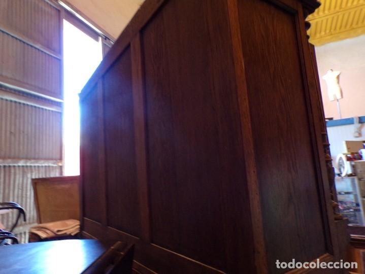 Antigüedades: precioso aparador alacena restaurado para masia casa rural restaurante muy buen estado - Foto 12 - 213763662