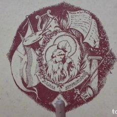 Antigüedades: FESTES DE MATARÓ VENTALL DE CARTRÓ. Lote 213790451