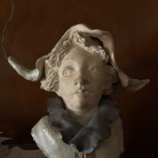 Antigüedades: BUSTO ARLEQUIN LLADRO. Lote 213804291