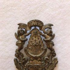 Antigüedades: RELIGIOSA. VIRGEN. ANTIQUÍSIMA MEDALLA DE LA HERMANDAD DEL ROCÍO DE ESPARTINAS. SEVILLA. Lote 213870687