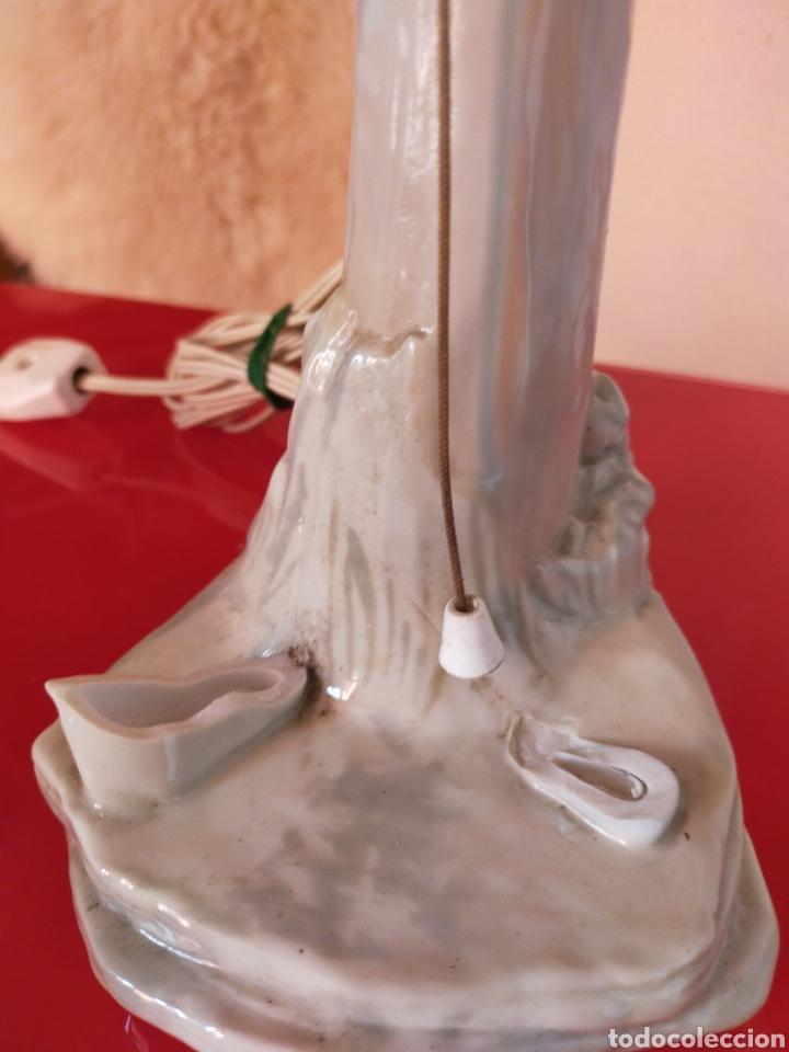 Antigüedades: Lámpara lladró - Foto 5 - 261214055