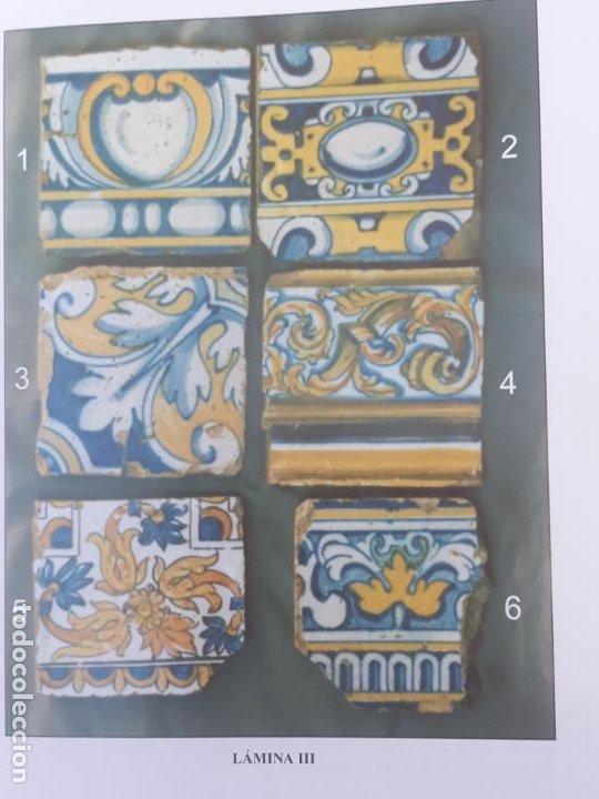Antigüedades: 1 ) AZULEJO ANTIGUO DE TALAVERA / TOLEDO - RENACIMIENTO - SIGLO XVI. - Foto 5 - 214020780
