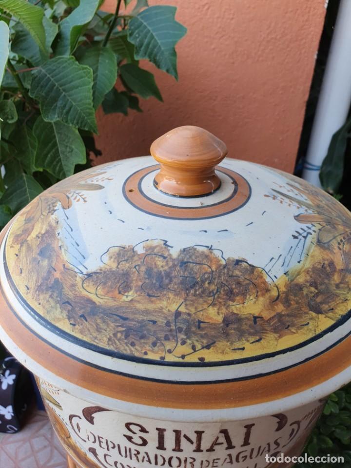Antigüedades: Antigua depuradora de sinai - Foto 12 - 214046328