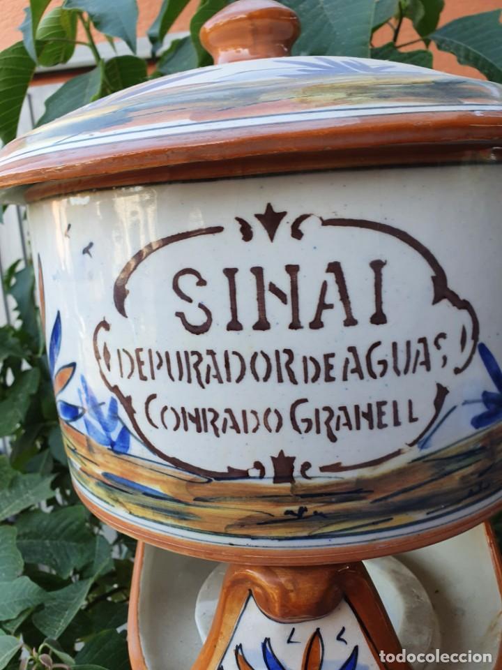 Antigüedades: Antigua depuradora de sinai - Foto 7 - 214046487