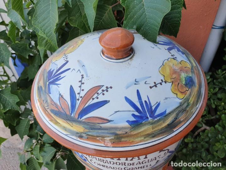 Antigüedades: Antigua depuradora de sinai - Foto 8 - 214046487