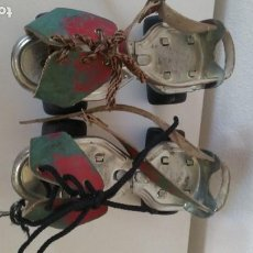 Antigüedades: ANTIGUIO PATINS SELADO ELYER SKATES, MADE ENGLAND. Lote 214058168