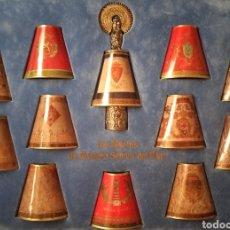 Antiguidades: LOS MANTOS DE LA VIRGEN DEL PILAR. Lote 214100772