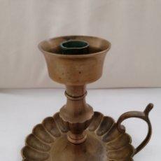Antigüedades: GRAN PALMATORIA BRONCE.. Lote 214138587