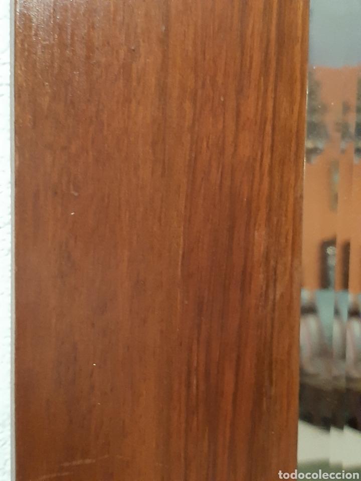Antigüedades: Espejo antiguo cuerpo entero - Foto 7 - 214175855