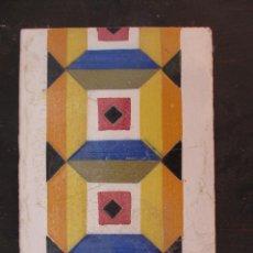 Antigüedades: AZULEJO VALENCIANO SIGLO XVIII. Lote 214228275