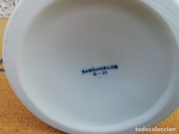 Antigüedades: JARRÓN SARGADELOS AÑOS 90-NUEVO 20cm - Foto 2 - 214230655