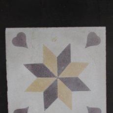 Antigüedades: AZULEJO HIDRAHULICO. Lote 214264005