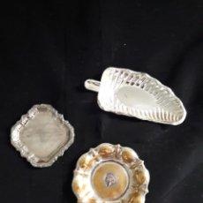 Antigüedades: PLATITOS. Lote 214291925