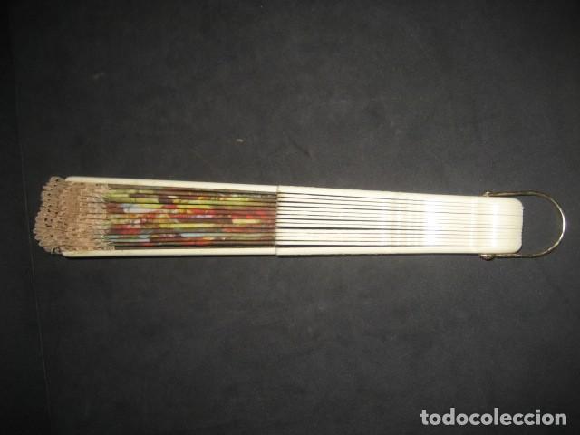 Antigüedades: ABANICO ESCENAS TAURINAS - Foto 6 - 214304691