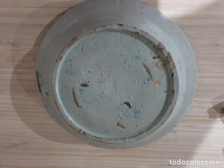 Antigüedades: Braserillo fajalauza siglo xviii -xix - Foto 3 - 214428590