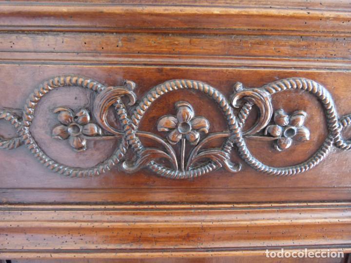 Antigüedades: ARMARIO FRANCES SIGLO XVIII - Foto 6 - 214448211