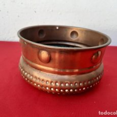 Antigüedades: MACETA DE COBRE. Lote 214618417