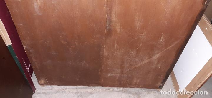 Antigüedades: ANTIGUO MUEBLE DE OFICINA. 170 × 80 × 40 CMS. - Foto 16 - 214668288