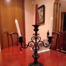 Antigüedades: CANDELABRO. Lote 214678416