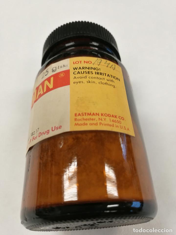 Antigüedades: Frasco quimico EASTMAN -KODAK - Foto 2 - 214700042