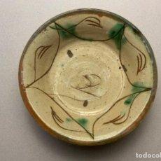 Antigüedades: PLATO SANTA CRUZ DE MUDELA (S.XIX). Lote 214747428