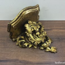 Antiquités: MENSULA DE MADERA. Lote 214793836
