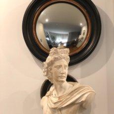 Antigüedades: BUSTO APOLO DE BELVEDERE FINAL S. XIX. Lote 214853846