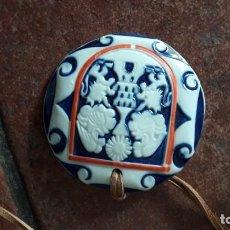 Antiquités: MEDALLA CONMEMORATIVA SARGADELOS SAN FROILAN 1981. Lote 214860401
