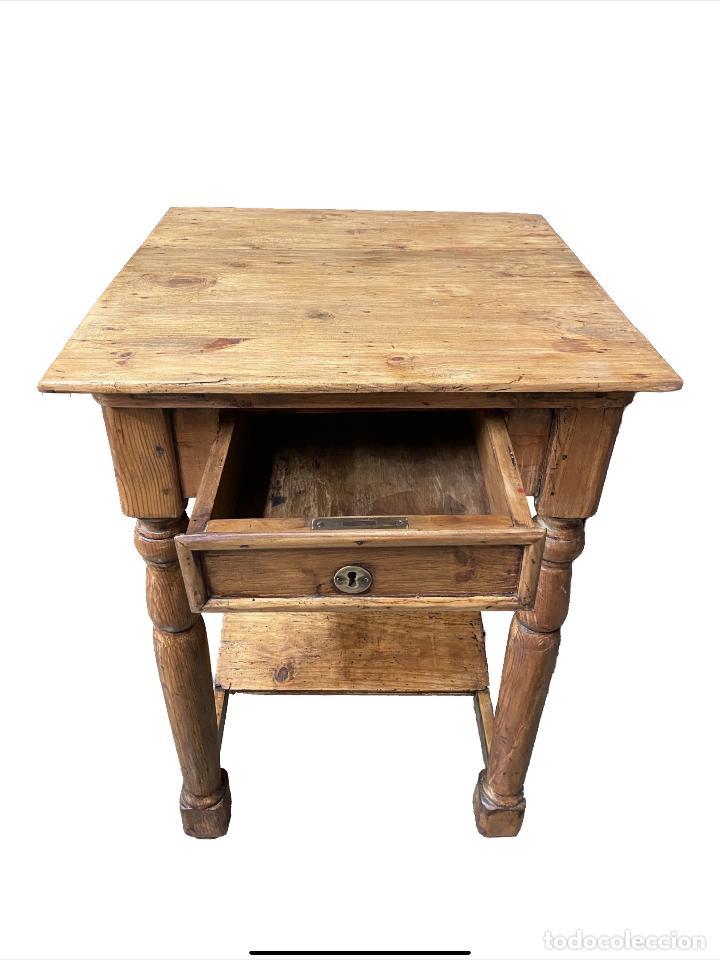 Antigüedades: Antiguo escritorio- pupitre, restaurado, precioso. - Foto 2 - 214892926