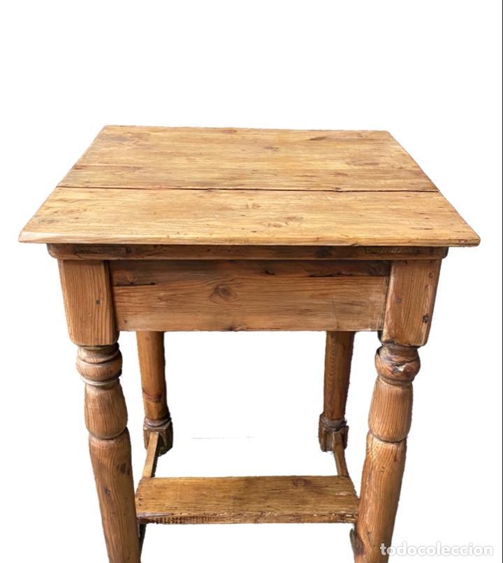 Antigüedades: Antiguo escritorio- pupitre, restaurado, precioso. - Foto 3 - 214892926