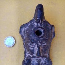 Oggetti Antichi: LUCERNA 4. Lote 215008223