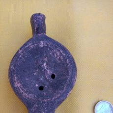 Oggetti Antichi: LUCERNA 10. Lote 215010927