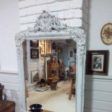 Antigüedades: ESPEJO CORNUCOPIA DECAPADO. Lote 215072115