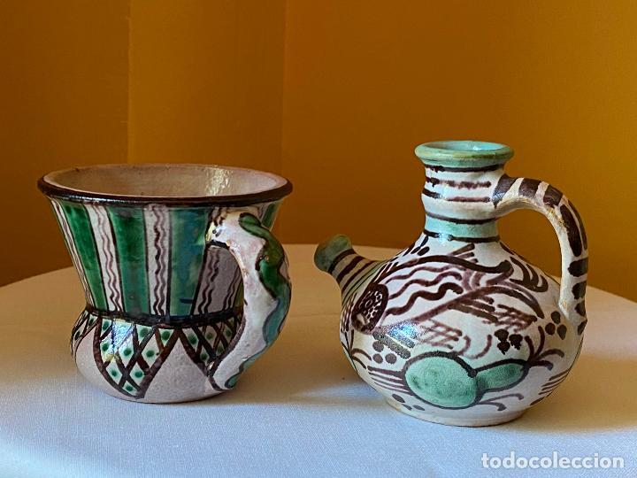 CERÁMICA DE TERUEL - HERMANOS GORRIZ (Antigüedades - Porcelanas y Cerámicas - Teruel)