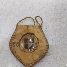 Antigüedades: ESCAPULARIO ANTIGUO. Lote 215111232
