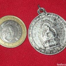 Antigüedades: ANTIGUA MEDALLA VIRGEN DE LA CABEZA, SIERRA MORENA, ANDUJAR.. Lote 215159227