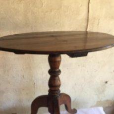 Antigüedades: ANTIGUO VELADOR. Lote 215208880