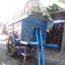Antigüedades: CARRO PARA PONI. Lote 215304676