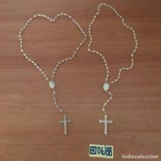 Antigüedades: LOTE DE ROSARIOS. Lote 215395185